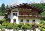 Location vacances Leogang - Ferienhaus Niedermoser-2