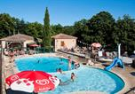 Camping avec Club enfants / Top famille Chassiers - Camping Les Cruses-1