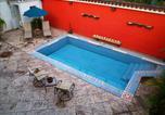Hôtel Antigua - Casa La Capilla-3
