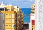 Hôtel Firgas - Hotel Apartamento Bajamar-1