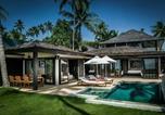 Location vacances Lipa Noi - The Villas by Nikki Beach Resort Koh Samui-1