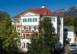 Hôtel Ramsau bei Berchtesgaden - Parkhotel Luisenbad-1