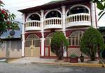Hôtel Managua - Hotel Posada Bosawas-3