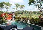 Location vacances Sukawati - Umah Bidadari Villa-1