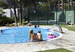 Camping  Acceptant les animaux Espagne - Camping Inter pals-3