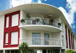 Location vacances Bordeaux - All Suites Appart'hotel Merignac