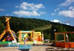 Camping  Acceptant les animaux Huanne-Montmartin - Camping de Belle Hutte-3