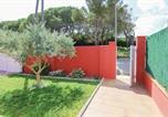 Location vacances Vall-llobrega - Holiday Home Calonge with Fireplace Vi-2