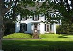 Villages vacances Annapolis Royal - Silver Shoe B&B-4