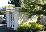 Hôtel Palmerston North - Mountain View Motel-1