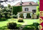 Hôtel Cajarc - Maison d'Hotes Le Clos de la Roseraie-3