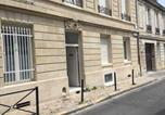 Location vacances Talence - Appartement Bordeaux St Genès-1