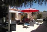 Location vacances L'Ile-d'Olonne - Maison de ville avec patio, 6 personnes-4