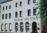 Hôtel Bitterfeld - Hotel &quote;Gasthaus zum Löwen&quote;-1