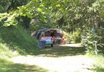 Camping avec Parc aquatique / toboggans Murol - Camping Sites et Paysages La Pommeraie-4