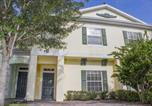 Location vacances Kissimmee - John's Coral Cay Townhouse - Four Bedroom Home-1