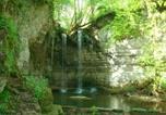 Location vacances Saint-Romain-de-Jalionas - House De la cascade-1