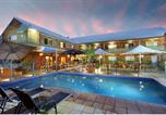 Hôtel Spring Hill - Best Western Plus Gregory Terrace-1