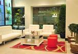Hôtel Silom - Le Platinum Residency-3