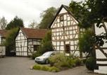 Hôtel Olzheim - Historische Wassermühle-3
