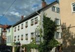 Location vacances Fellbach - Hotel Lamm-1