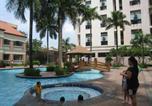 Location vacances Mandaluyong City - California Garden Square Condo-3