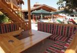Hôtel Σύμη - Adaburnu Golmar Beach Hotel-4