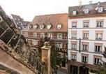 Location vacances Strasbourg - Triplex avec poutres apparentes-4