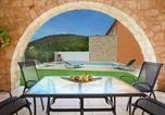 Location vacances Βαμος - Holiday home Villa Silveria-3