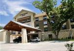 Hôtel New Braunfels - Courtyard by Marriott New Braunfels River Village-4