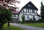 Location vacances Göda - Ferienwohnung Bergzauber-1