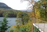 Location vacances Weaverville - Le Petite Chateau , House at Lake Lure-2
