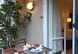 Hôtel Messine - Three Rooms-3