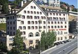 Hôtel Samedan - Hotel La Margna-4