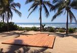 Location vacances Lázaro Cárdenas - Villas Troncones Playa-2