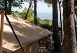 Camping  Acceptant les animaux Bandol - Homair La Baie des Anges-3