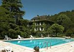 Location vacances Les Eyzies-de-Tayac-Sireuil - Chambres d'Hôtes Le Menestrel-1