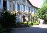 Hôtel Vermenton - Le Castel-1