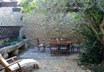 Location vacances Pailhès - Holiday home Luche Pringe N-785-3