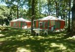 Camping avec Site nature Salles-Curan - Campéole Notre Dame d'Aures-1