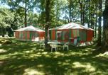 Camping Prades-Salars - Campéole Notre Dame d'Aures-1