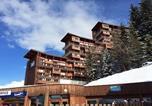 Location vacances Séez - Appartements Roc Belleface B - Hebergement + Forfait + Materiel de ski-1