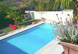 Location vacances Le Muy - Holiday home Fourques-4