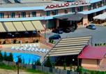 Hôtel Κομοτηνη - Achillio Hotel-2