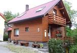 Location vacances Ravna Gora - House Blanka-1