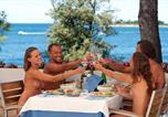 Camping en Bord de mer Croatie - Maistra Camping Koversada Naturist-4