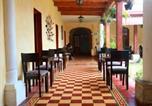 Location vacances Antigua - Hostal El Pasar de los Años-2