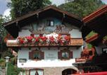 Location vacances Unterwössen - Haus Hubertus-1