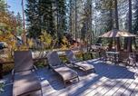 Location vacances Homewood - Knotty Pine Cabin in North Lake Tahoe Home-3