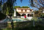 Location vacances Benicàssim - Villa Mar Y Montaña-4